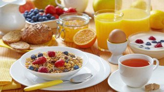 Why is a Breakfast so important