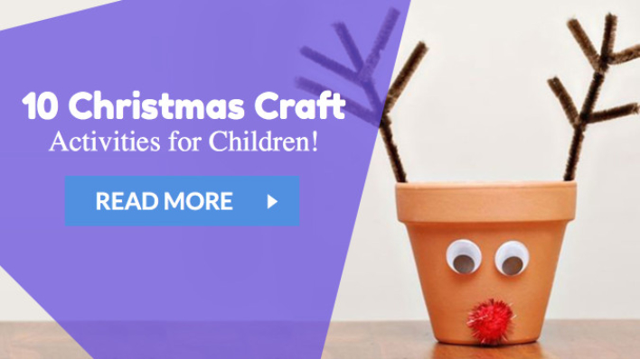 10 Christmas Craft Activities for Children from LEYF Nurseries