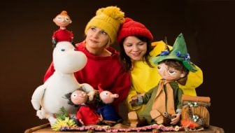 Mischief and Mystery in Moomin Valley at Deptford Lounge