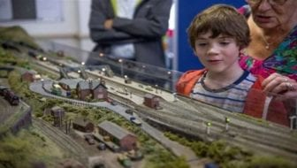 Massive Model Rail Show at Bexleyheath Academy