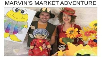 Marvin's Market Adventure at Under 1 Roof