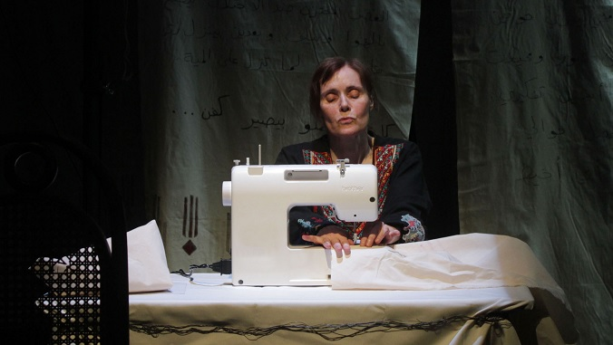 The Shroud Maker at the Greenwich Theatre