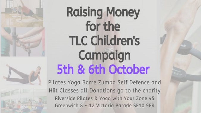 Fitness Weekend Fundraiser for TLC Transforming Liver Care for Children